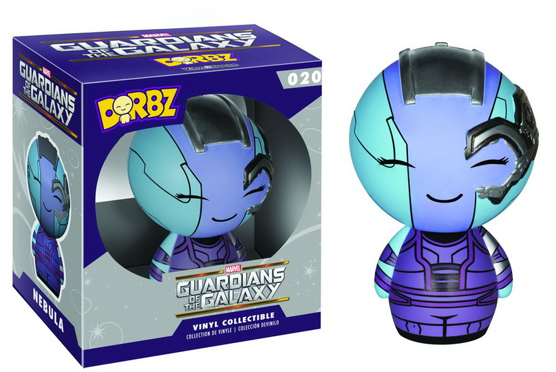 Dorbz : Guardian of the Galaxy - Nebula