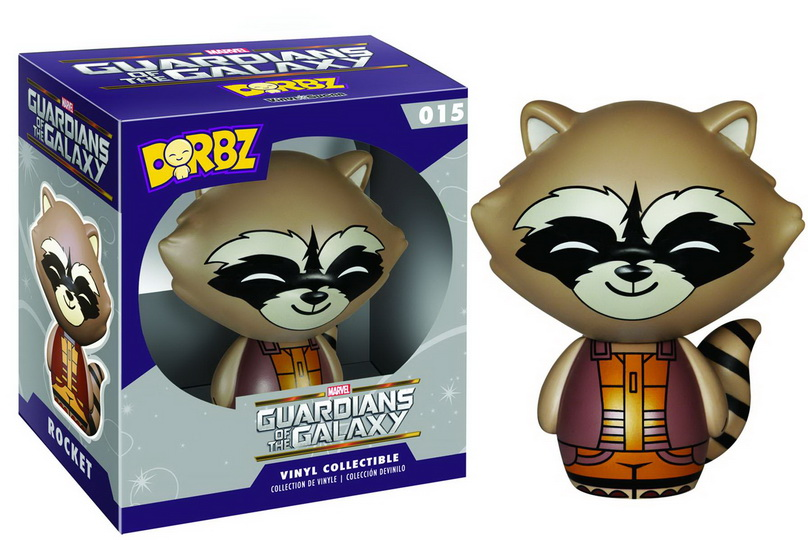 Dorbz : Guardian of the Galaxy - Rocket Raccoon