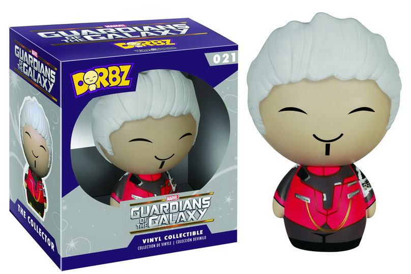 Dorbz : Guardian of the Galaxy - The Collector