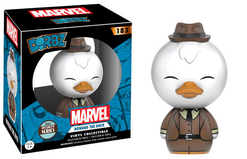 Dorbz Specialty Series: Guardian of the Galaxy - Howard the Duck