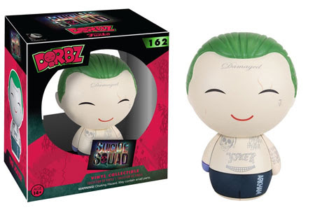 Dorbz : Suicide Squad - The Joker