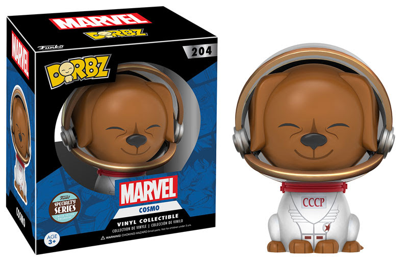 Dorbz Specialty Series: Guardian of the Galaxy - Cosmo