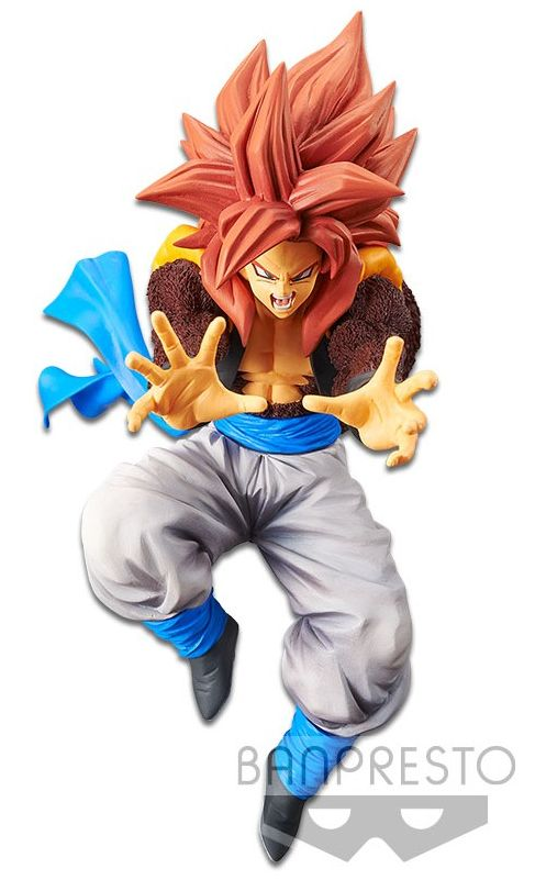Dragon Ball GT Ultimate Fusion Super Saiyan 4 Gogeta