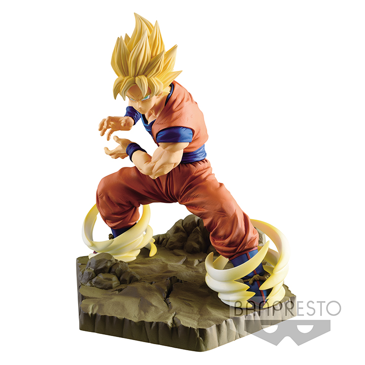 [Pre-Order] Dragon Ball Z Absolute Perfection Figure - Son Goku - Click Image to Close