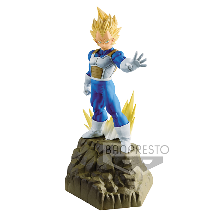 [Pre-Order] Dragon Ball Z Absolute Perfection Figure - Vegeta