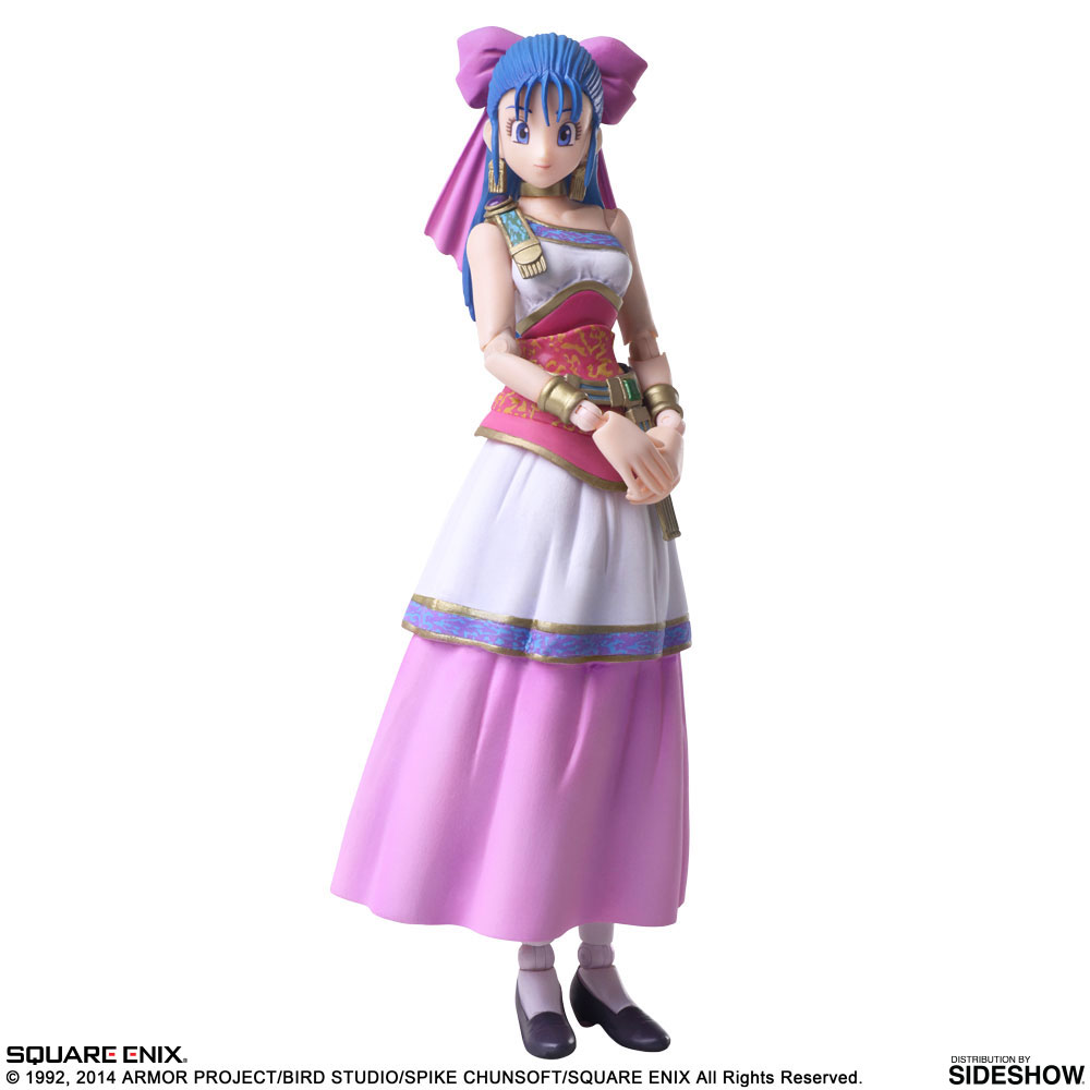 [Pre-Order] Bring Arts: Dragon Quest V Nera Action Figure