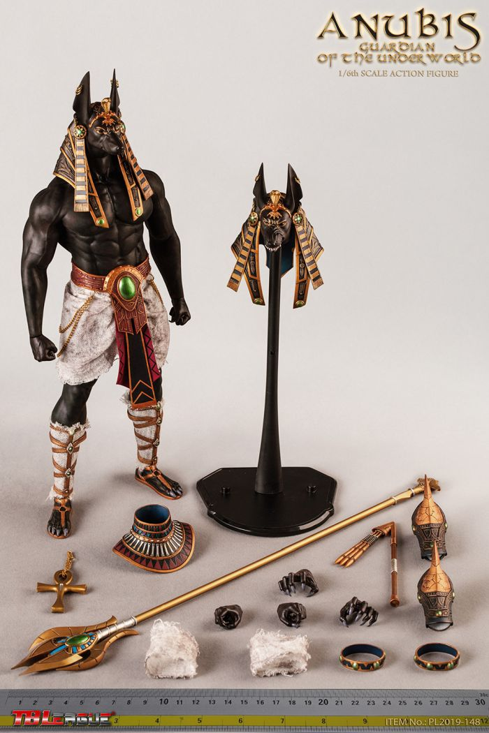 [Pre-Order] Anubis Guardian of The Underworld 1/6 Scale Action Figure