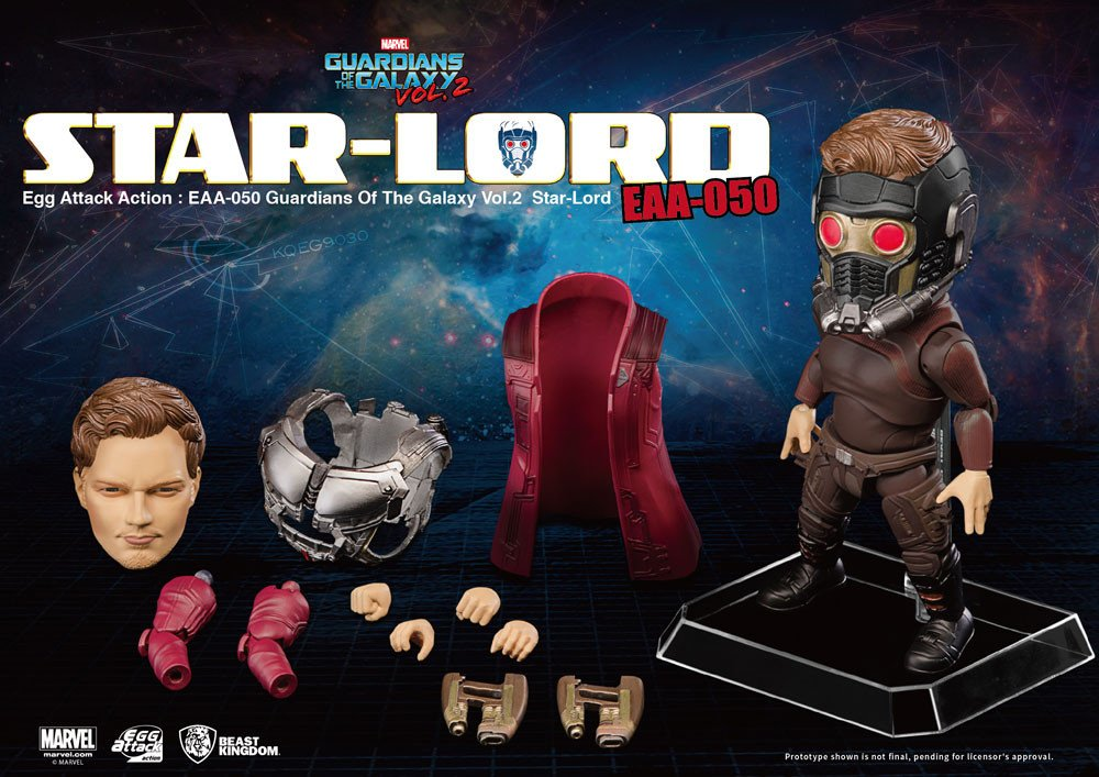 [Pre-Order] Egg Attack Action : GOTG Vol 2. - Star-Lord