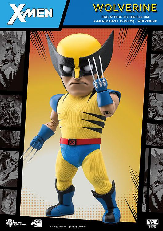 Egg Attack Action : X-Men - Wolverine Special Edition *Clearance