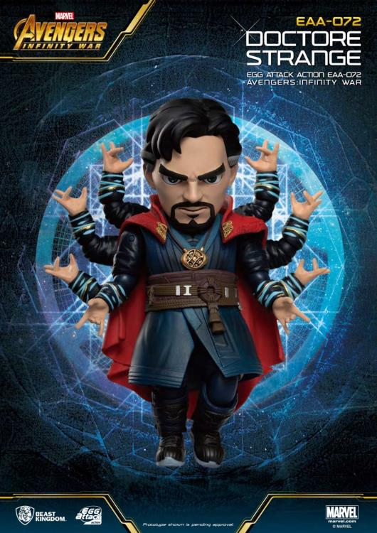 [Pre-Order] Egg Attack Action : Avengers Infinity War - Doctor Strange