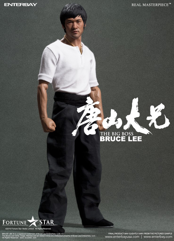 [Pre-Order] The Big Boss - Bruce Lee