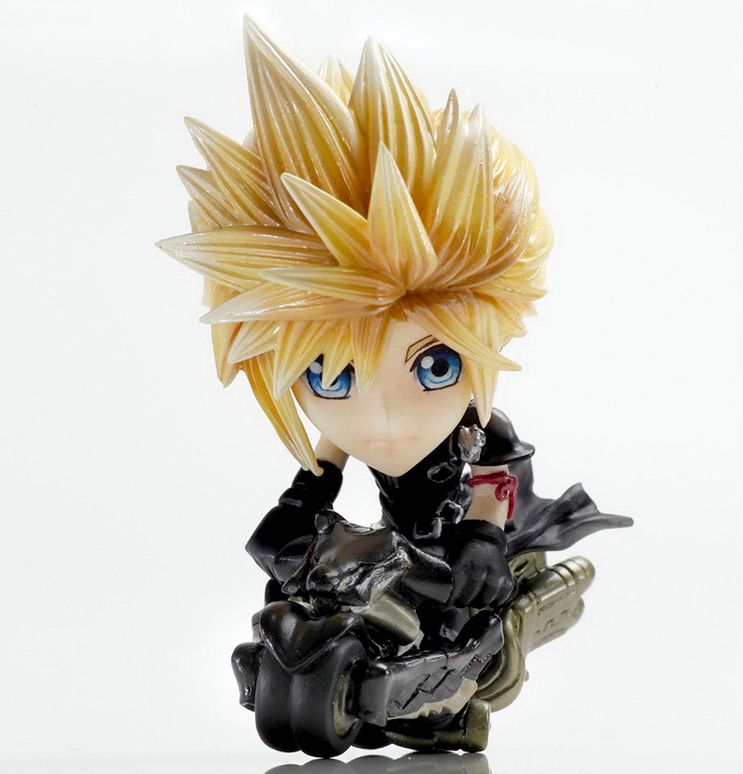 Trading Arts Mini Final Fantasy VII Cloud (Advent Children)