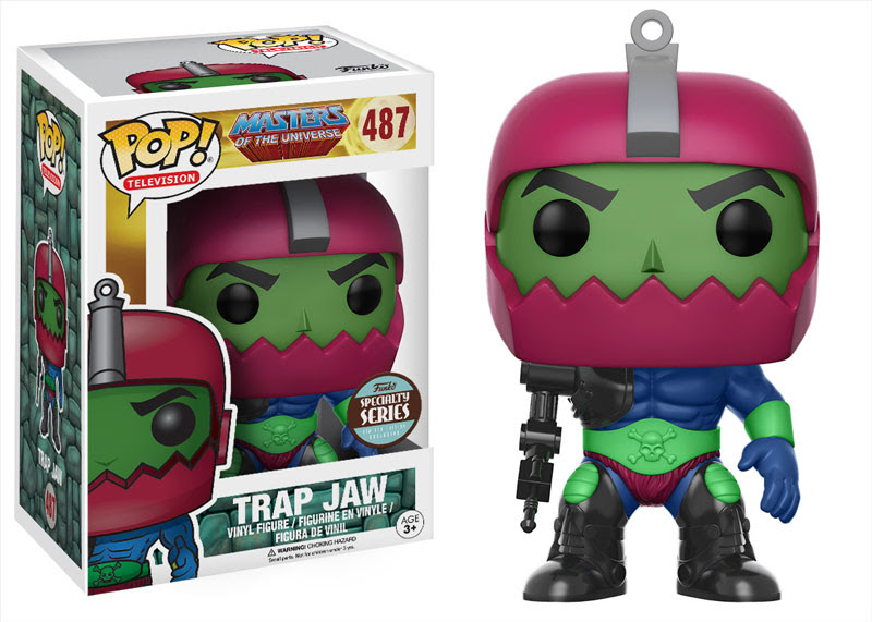 POP! Specialty Series: Masters of the Universe - Trap Jaw