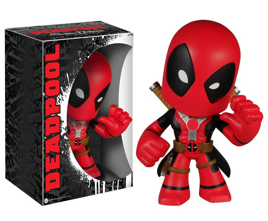 Super Deluxe Vinyl: Marvel - Deadpool *Clearance
