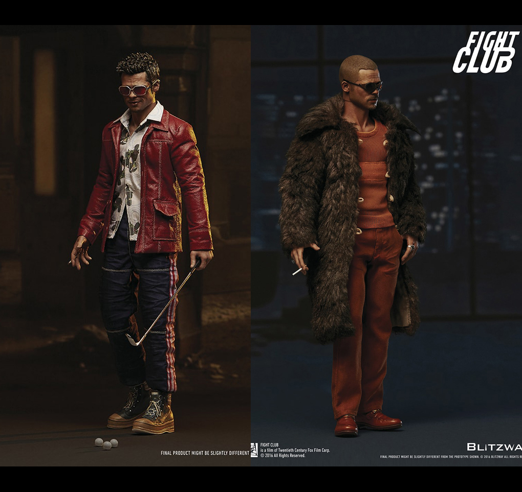 Fight Club - Tyler Durden Special 2 Pack Edition