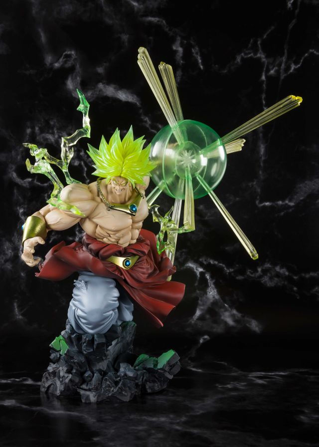 [Pre-Order] Figuarts Zero Dragon Ball - Super Saiyan Broly The Burning Battles