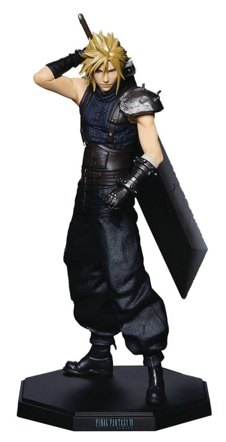 [Pre-Order] Final Fantasy VII Remake Cloud Strife Statuette
