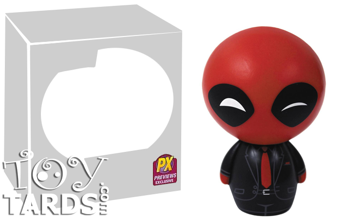 Dorbz : Marvel - Deadpool Dressed to Kill PX Exclusive