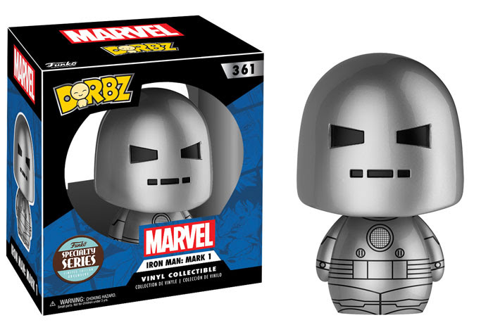 [Pre-Order] Dorbz Specialty Series: Iron Man Mark 1