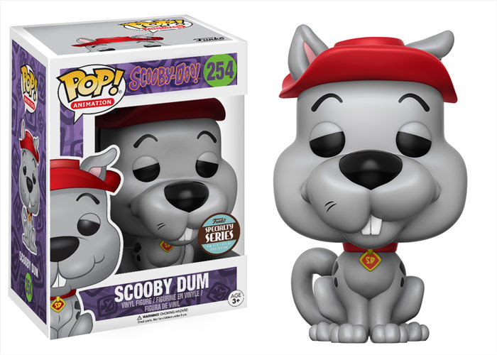 POP! Specialty Series: Animation - Scooby Dum