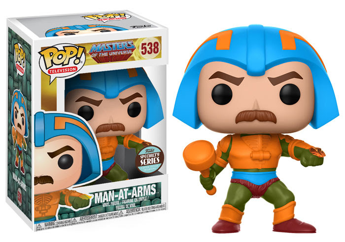 POP! Specialty Series: MOTU - Man at Arms