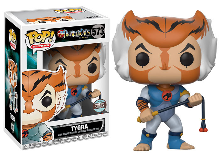 [Pre-Order] POP! Specialty Series: Thundercats - Tygra