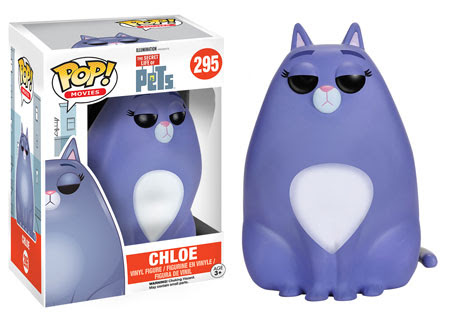 Pop! Movies: The Secret Life of Pets - Chloe