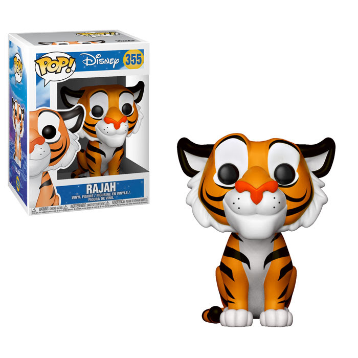 POP! Disney: Aladdin - Rajah