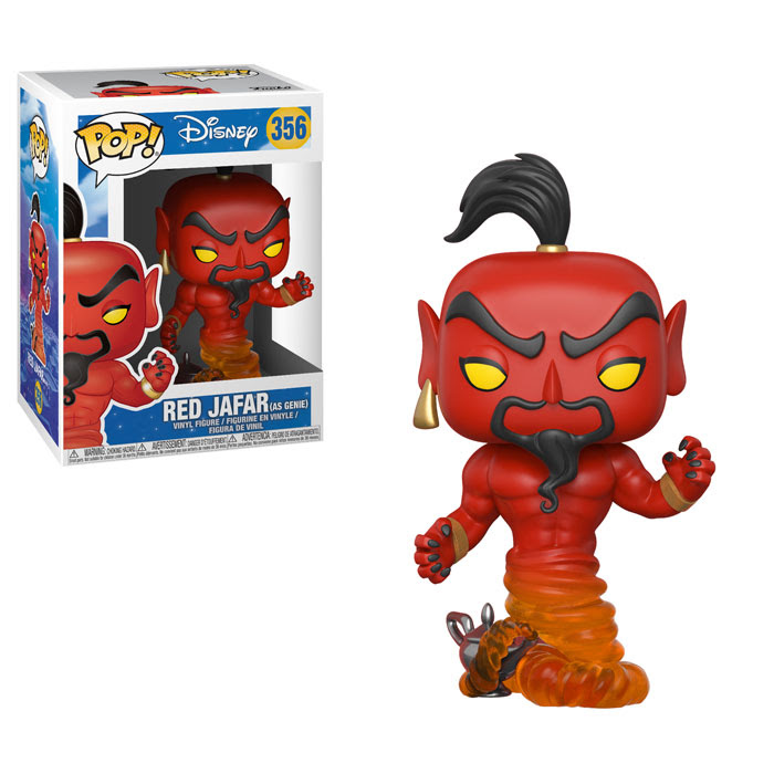 POP! Disney: Aladdin - Red Jafar