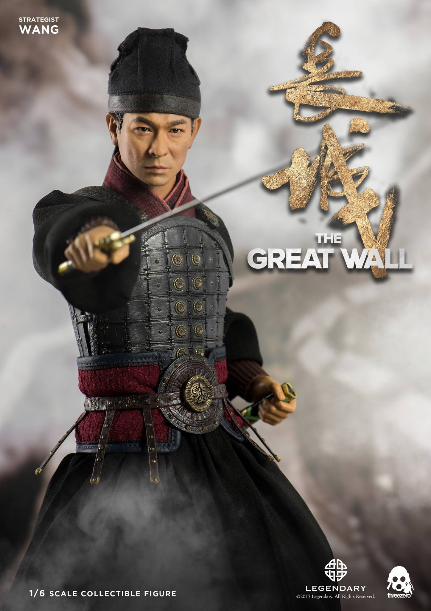[Pre-Order] The Great Wall - Strategist Wang
