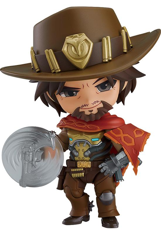 [Pre-Order] Nendoroid: Overwatch - Mccree