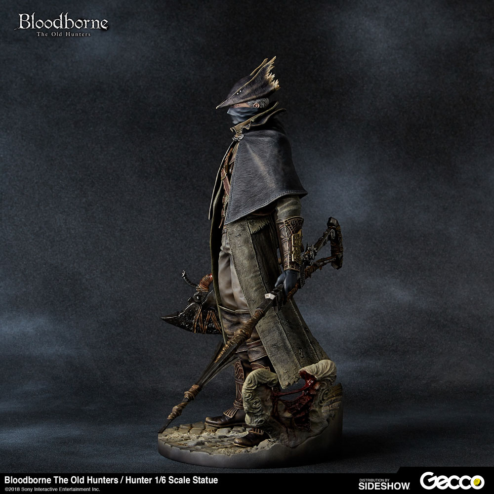 Bloodborne The Old Hunters - Hunter 1/6 Scale Statue