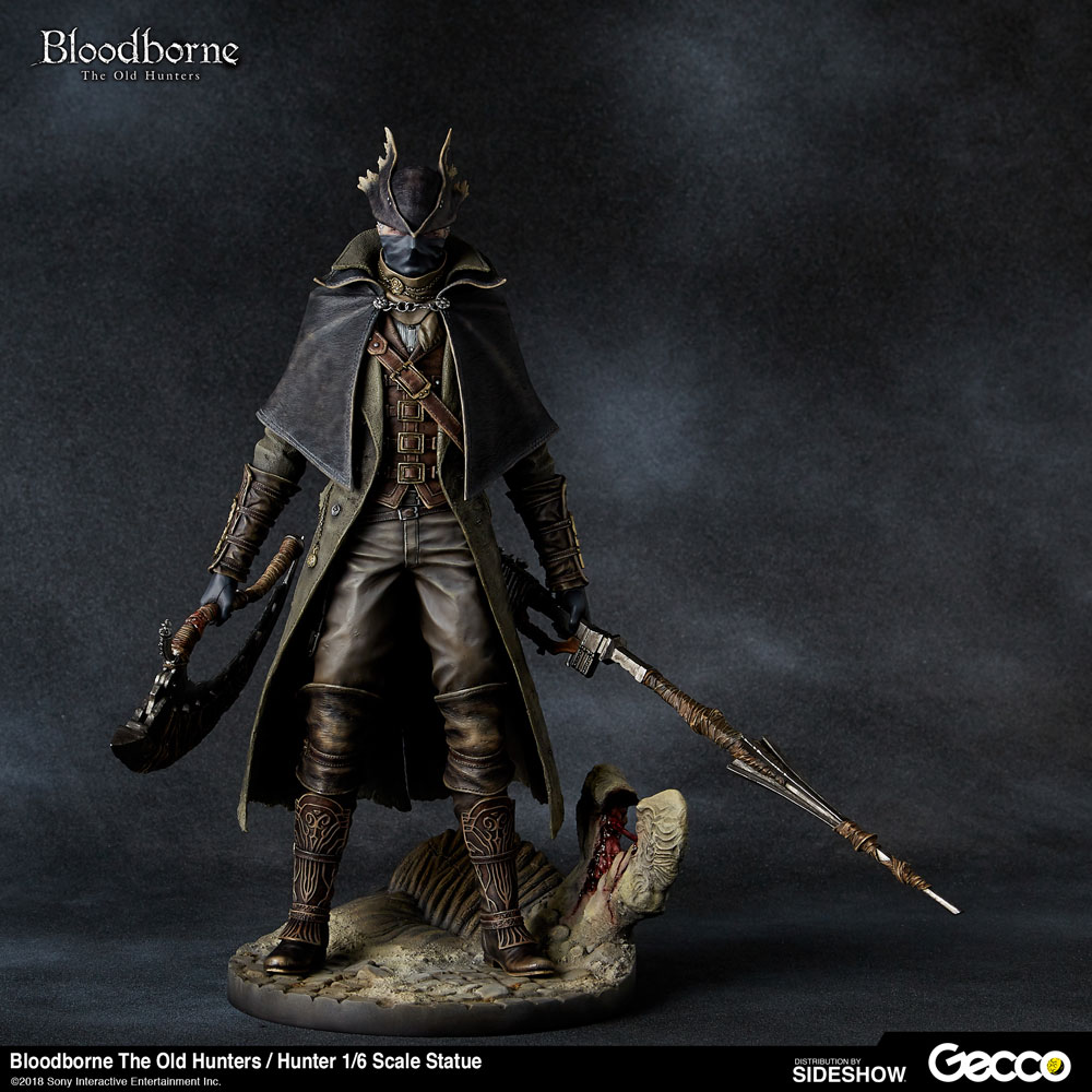 [Pre-Order] Hunter Sixth Scale - Statue