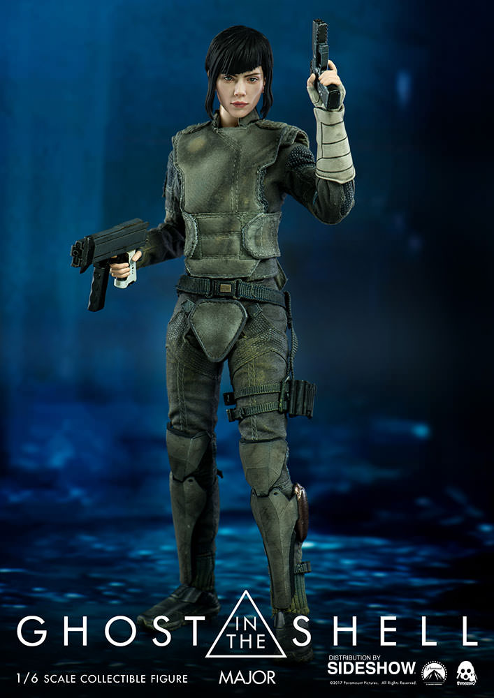 [Pre-Order] Ghost in the Shell - Major Sixth Scale Figure