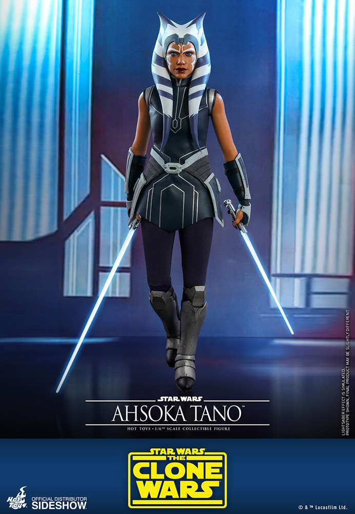 [Pre-Order] The Clone Wars - Ahsoka Tano Movie Masterpiece