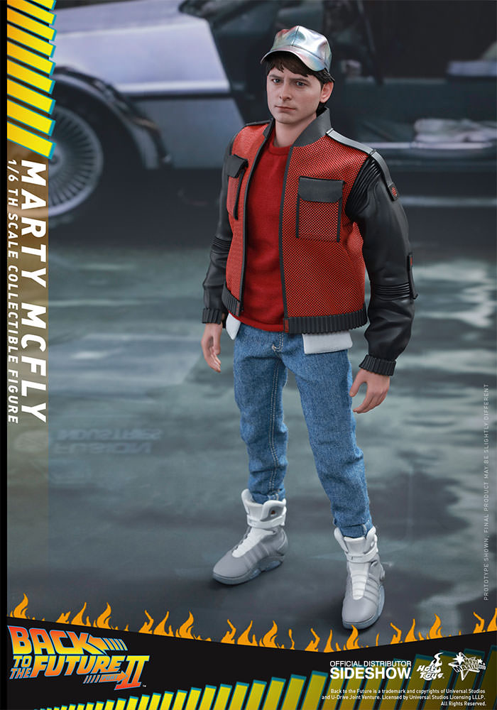 Back to the Future Part II - Marty McFly Movie Masterpiece