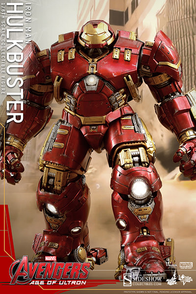 [Pre-Order] Avengers: Age of Ultron - Hulkbuster Movie Masterpiece