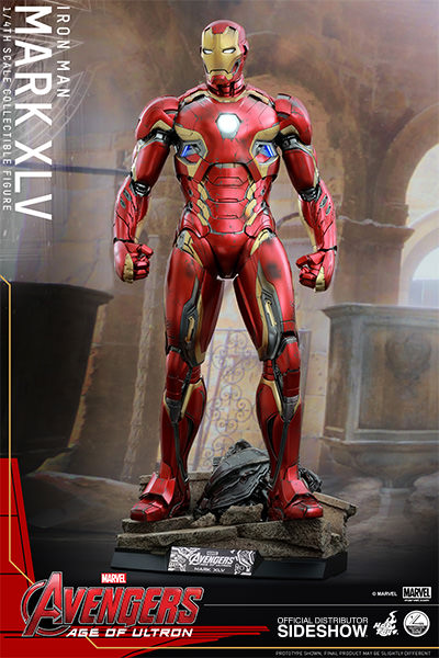 Avengers: Age of Ultron - Iron Man Mark XLV Quarter Scale Series