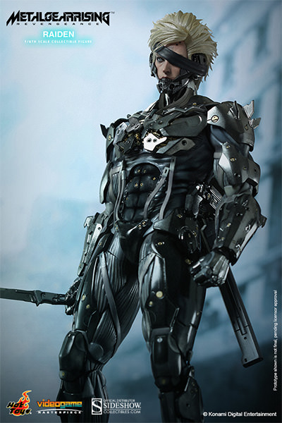 Metal Gear Rising: Revengeance - Raiden Video Game Masterpiece