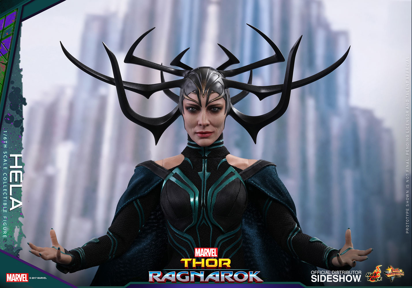 [Pre-Order] Thor: Ragnarok - Hela Movie Masterpiece