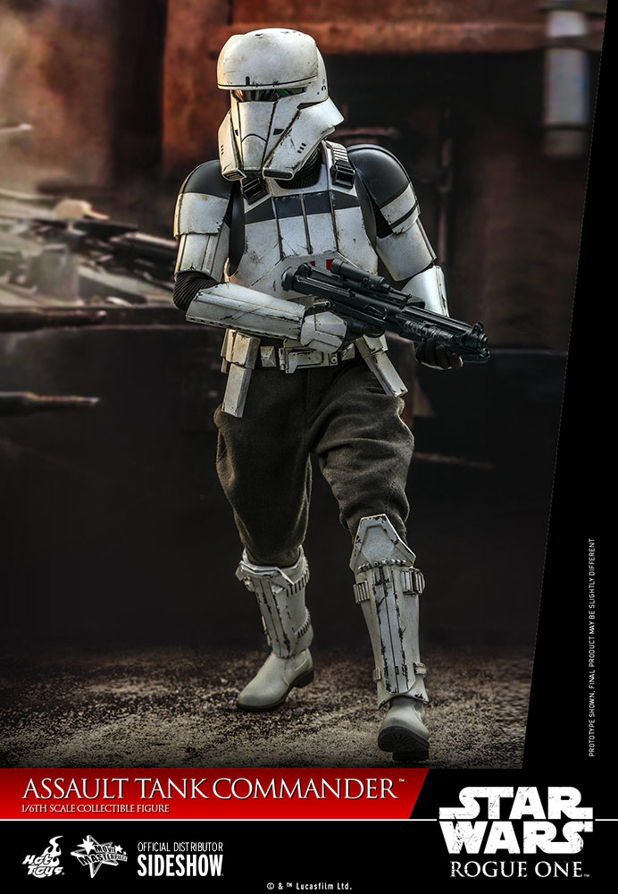 [Pre-Order] Rogue One - Assault Tank Commander Movie Masterpiece