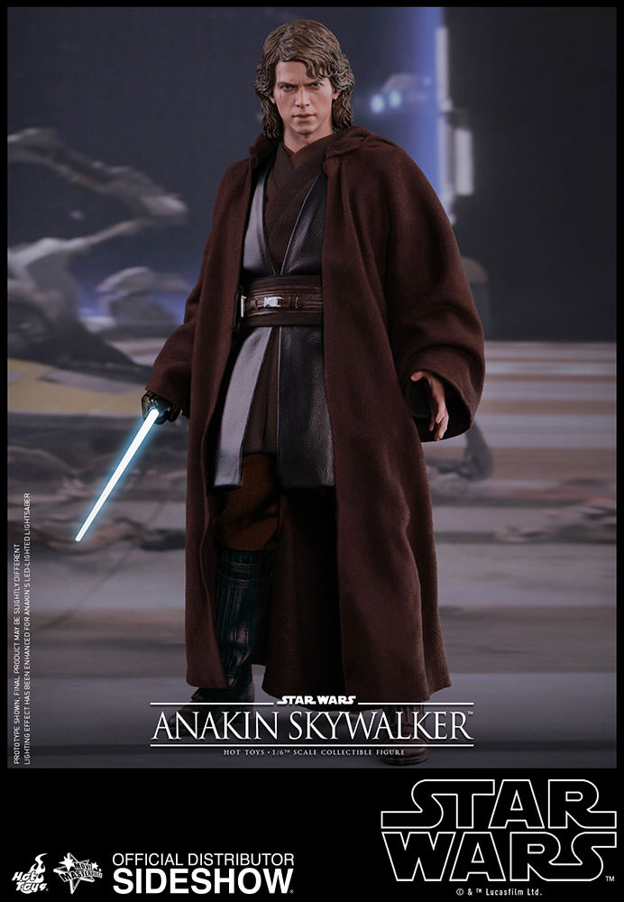 [Pre-Order] Episode III Revenge of the Sith - Anakin Skywalker Movie Masterpiece