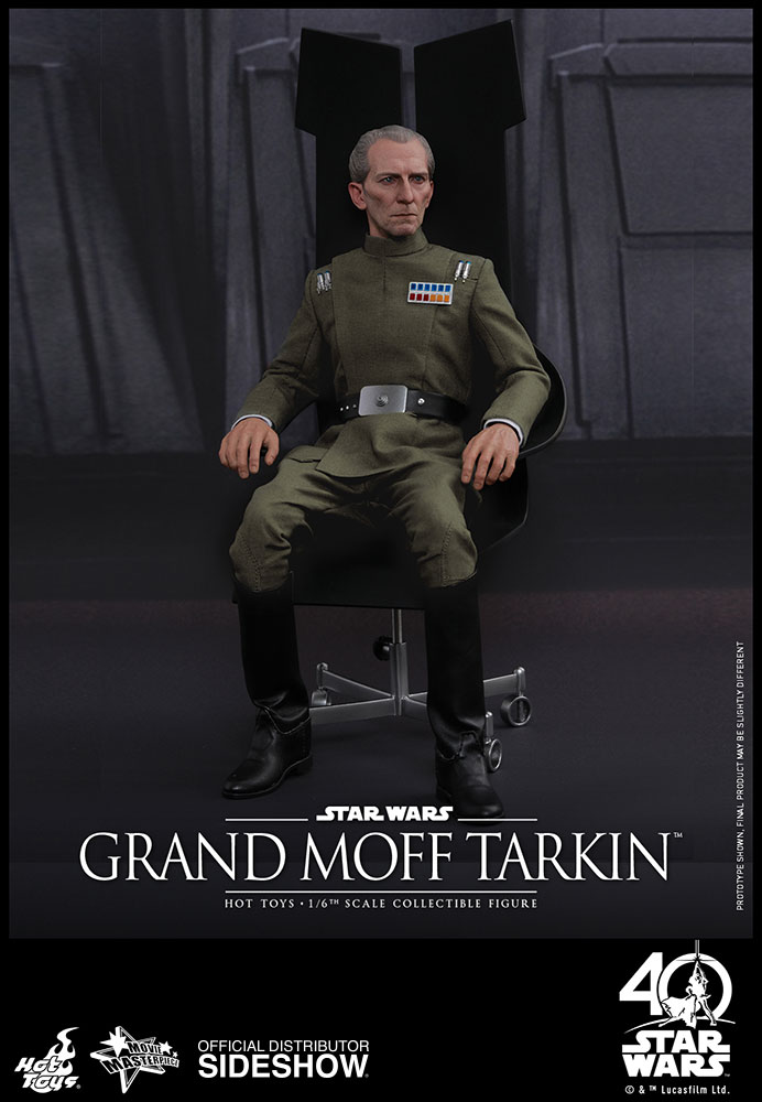 [Pre-Order] Episode IV A New Hope - Grand Moff Tarkin Movie Masterpiece