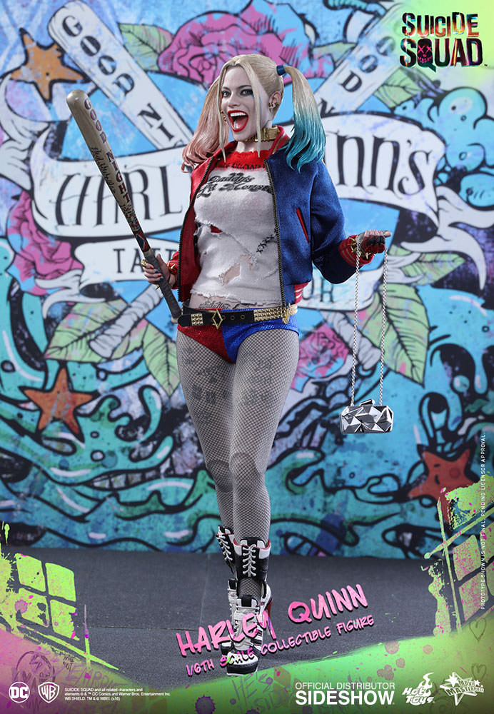 DC Suicide Squad - Harley Quinn Movie Masterpiece