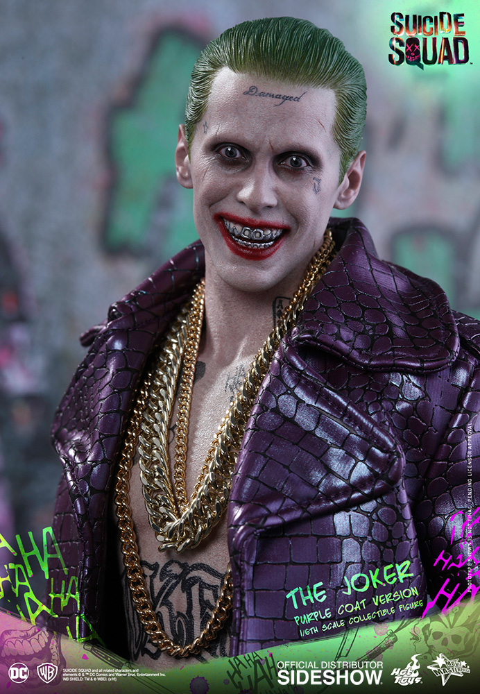 DC Suicide Squad - Joker Purple Coat Ver. Movie Masterpiece