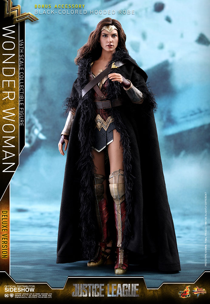 [Pre-Order] Justice League - Wonder Woman Deluxe Version Movie Masterpiece