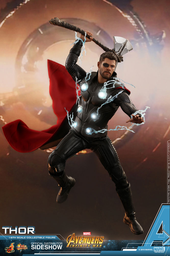 [Pre-Order] Avengers: Infinity War - Thor Movie Masterpiece