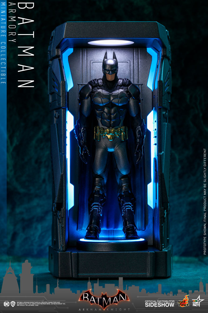 [Pre-Order] Batman: Arkham Knight Armory Miniature Collectible Set