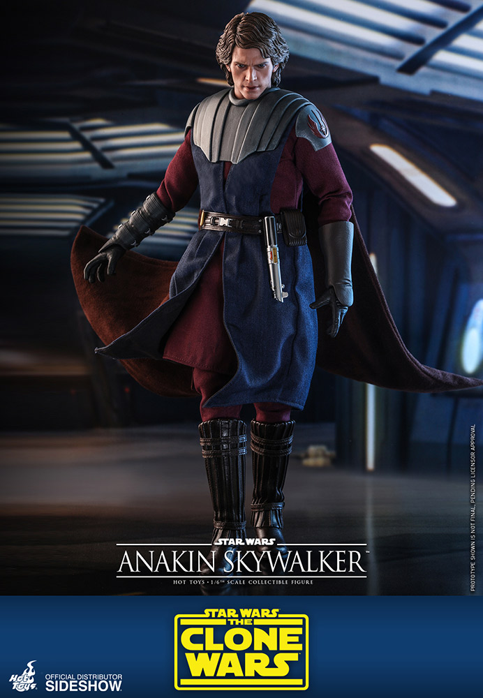 [Pre-Order] The Clone Wars - Anakin Skywalker Movie Masterpiece