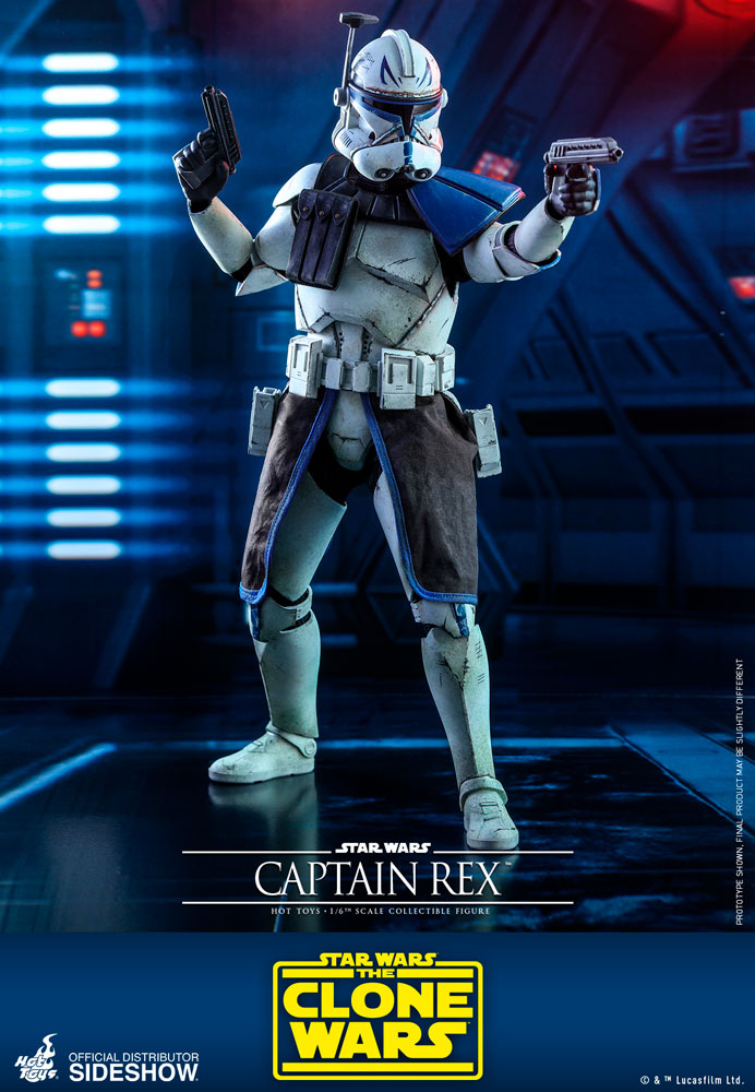 [Pre-Order] The Clone Wars - Captain Rex Movie Masterpiece
